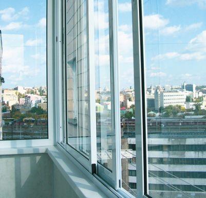 Раздвижные алюминиевые окна - теплые алюминиевые окна.